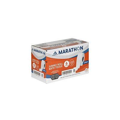 Marathon Jumbo Roll Bath Tissue - 6 Rolls