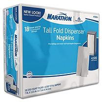 Marathon Dispenser Napkins - 4,500 ct.