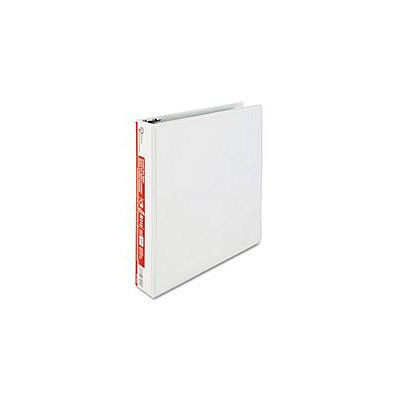 Office Impressions - Economy View Binder, D-Ring, 1-1/2