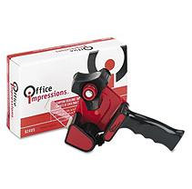 Office Impressions Handheld Box-Sealing Tape Dispenser