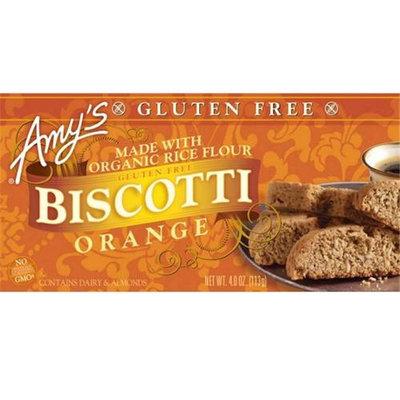 Amy's Biscotti Gluten Free Orange - 4 oz