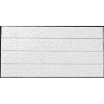 Armstrong 10-Pack 24-in x 48-in Fine Fissured Second Look Ceiling Tile Panel 1762C