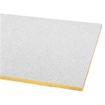 Armstrong 16-Pack 48-in x 24-in Shasta Ceiling Tile Panel 2907