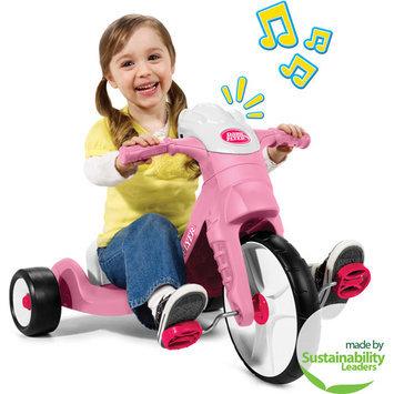 Radio Flyer Girls' Lights & Sounds Racer