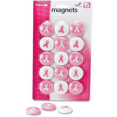 Officemate Breast Cancer Awareness Magnets