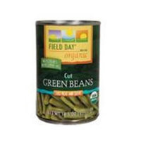 United Natural Trading Co. Field Day Beans Og Green Cut 14.50-Ounce - Pack of 12 - SPu341297