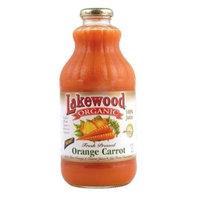LAKEWOOD Organic Orange Carrot Juice 32 OZ