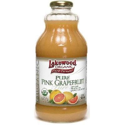 Lakewood BG15044 Lakewood Pink Grapfruit Juice - 12x32OZ