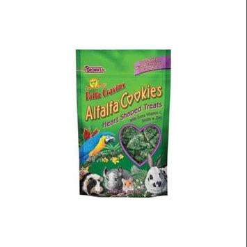 F.m. Brown Pet Brown S F.M. Sons Alfalfa Cookies 8 Ounces - 44072