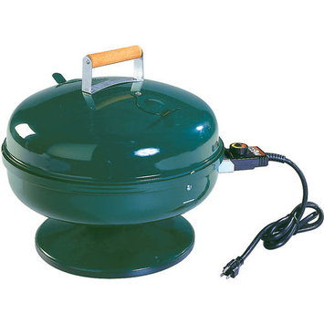 Meco Lock N Go Electric Grill - Green