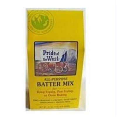 Pride Of The West All Purpose Batter Mix (12x12/16 Oz)