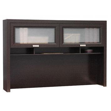 Bush Furniture Hutch for L-Desk - Tuxedo Collection - Bush Office Furniture - WC21831