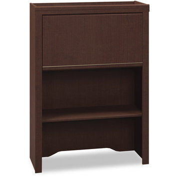 Bush Enterprise Lateral File Hutch, Harvest Cherry 2955CS03