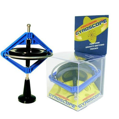 Tedco Toys Precision Gyroscope (colors may vary) TEDX3000
