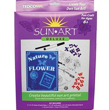 Tedcotoys Kids Preschool Daycare Sunart Deluxe Kit Educational Toys