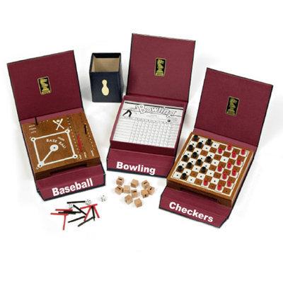 Drueke Library Game Set