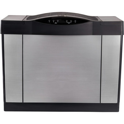 Essick Air Products 5-Gal. Whole-House Console Humidifier for 2,700 sq. ft. - Brushed Nickel 4DTS 900
