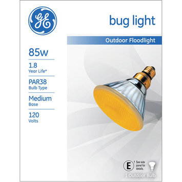 GE PAR38 Reflector Bug Light Bulb 85 Watt