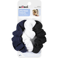 Scunci No Damage Natl Flt Elastic - 1 Pack