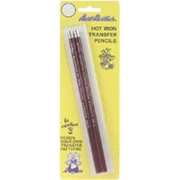 Aunt Martha's Hot Iron Transfer Pencils-2/Pkg