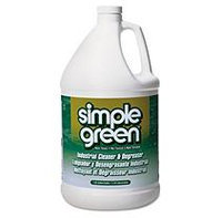 Sunshine Makers Simple Green 13005EA All-Purpose Industrial Degreaser/Cleaner 1 gal Bottle
