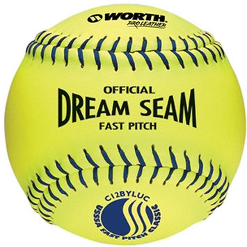 Worth Pro Leather Official USSSA Dream Seam 11