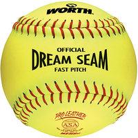 Wholesale Sport Supply Worth 12 Inch Dream Seam Fastpitch Softball