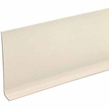 M-d Building Products, Inc. M-D Building Products 73899 4 x 60' Vinyl Dryback Wall Base, Almond