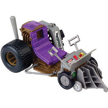 Playmates Teenage Mutant Ninja Turtles Donetello's Patrol Buggy Vehicle