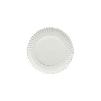Solo White Paper Plates