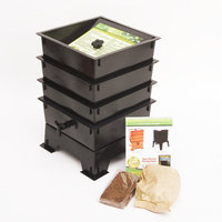 Ture's Footprint Inc Nature's Footprint Worm Factory 3 Tray Composter