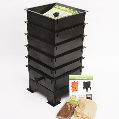 Ture's Footprint Inc Nature's Footprint Worm Factory 5 Tray Composter