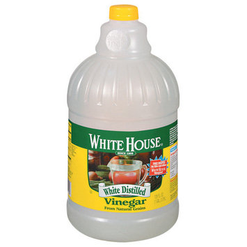 Whitehouse White House Distilled White Vinegar, 1 gal