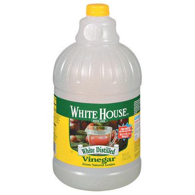 Whitehouse White House Distilled White Vinegar, 1 gal