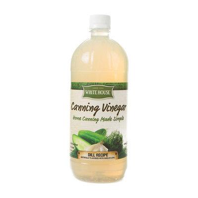 Whitehouse White House Dill Recipe Canning Vinegar, 32 fl oz