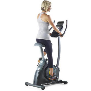 Golds Gym Gold's Gym Cycle Trainer 300 C Exercise Bike, New Model