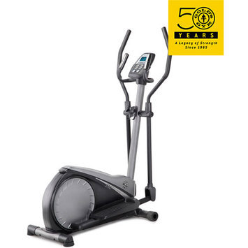 Golds Gym Gold's Gym Stride Trainer 310 Elliptical Grey Oversized