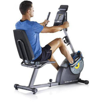 Golds Gym Gold's Gym Cycle Trainer 400 R Exercise Bike, New Model