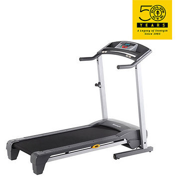 Golds Gym Gold's Gym Trainer 315 Treadmill Grey 16 x 50