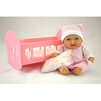 Jc Toys Group, Inc. JC Toys Lots to Love with Crib Doll