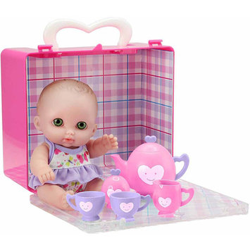 Jc Toys Lil Cutesies Tea-time Set
