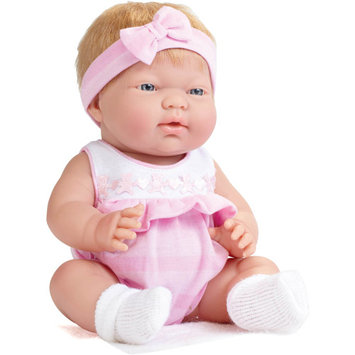Jc Toys 13 inch Ani Baby Doll - Blonde