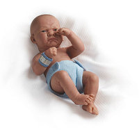 Jctoys La Newborn - 14 Anatomically Correct Real Boy Vinyl Doll