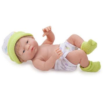 Jc Toys La Newborn Mini Dolls Color: Green