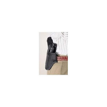 Uncle Mike's Super Belt Slide Holster, Size 1, Fits Medium Auto With 4