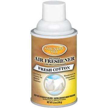 Enforcer Products Country Vet Metered Fragrance Refill Fresh Cotton