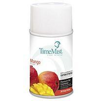 TimeMist Metered Fragrance Dispenser Refill, Mango, 6.6oz, Aerosol