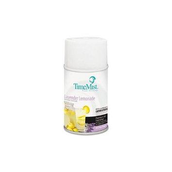 TimeMist Metered Fragrance Dispenser Refill, Lavender Lemonade, 5.3oz, Aerosol