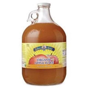 SOLANA GOLD & APPLE Organic Apple Juice 128 OZ