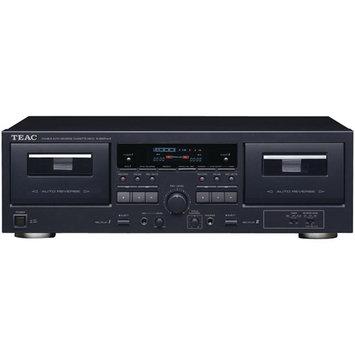 Teac W-890RMK2-BK Dual Cassette Player/Recorder